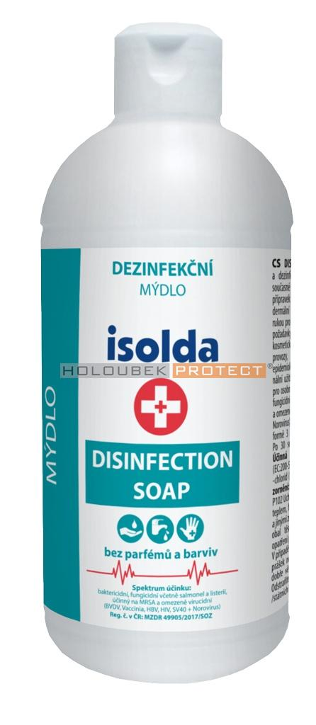 Disinfection SOAP 500 ml